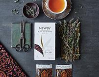 Retail Teabag Photoshoot / Art Direction