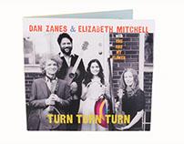 Dan Zanes & Elizabeth Mitchell: Turn Turn Turn