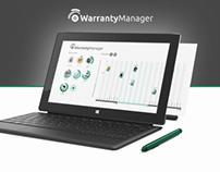Warranty Manager for Windows 8