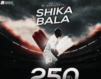Shikabala 250 Matches