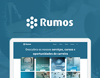 RUMOS Website Redesign