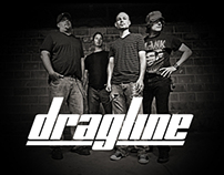 dragline Logo, CD Packaging & Promo Photos