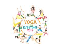 YOGA CALENDAR 2019
