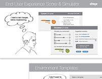 User Experience prototypes
