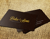 Dolce Haus Business Card