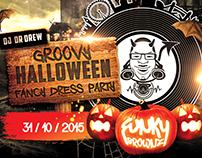 Dr Drew's Groovy Halloween