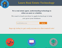 Learn Real Estate Technology - Website