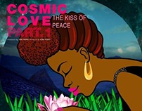 Jungle Leez - Cosmic Love // Album Cover