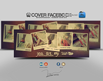 [Free Download] Cover Timeline facebook Polaroid Style