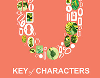 Key of Characters