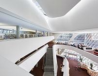 Surrey Centre Public Library