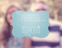 Casamento Priscila & Marcelo