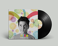 Mika Popular Song CD Cover