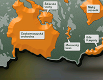 Android App | Zeměpis