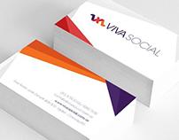 Viva Social | Branding Set