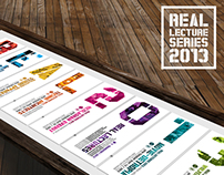 REAL Lecture Series Deakin University // 2013