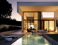 Private House in Rocafort by Ramon Esteve Studio
