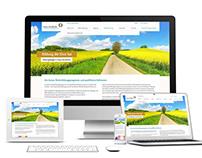 Redesign Website | Haus Nordhelle