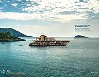 Eau Thermale Avène | Denizlere Saygı