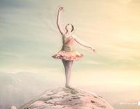 My little ballerina...