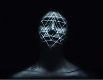 Live face projection mapping