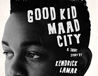 Good Kid Maad City Poster