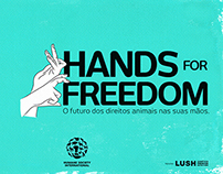 Lush - Hands for Freedom