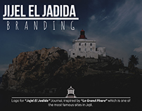 Jijel El Jadida Journal Identity