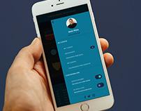 NYSL App - UX / / UI Design