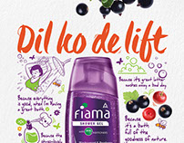 Fiama Shower Gel