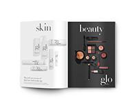 Glo Skin Beauty Editorial Ad