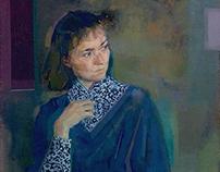 portrait of Svetlana