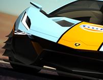 Lamborghini DNA Competizione GT