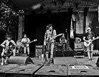 Szabó Balázs Band- Volt 2013
