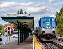 Amtrak Stations in West Virgina | #mypeople