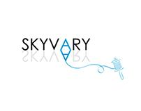 Skyvary Brand Identity