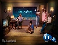 campaign ramadan for tunisie telecom