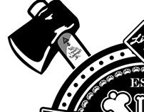 LingCreepYork Artwear Shields (Black & White Edition)