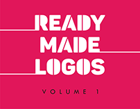 Ready Made Logos - Volume 1