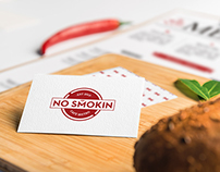 No Smokin Cafe Bistro - Branding