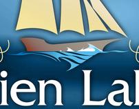 Prien Lake Park Logo & Signage