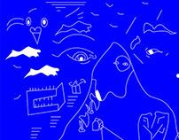 Linear illustration