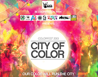 Colorfest 2013: City of Color