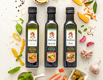La Toscana - Olive oil