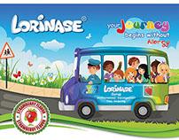 Lorinase - School bus concept