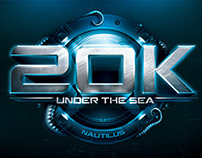 20K Under the Sea