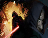 StarWars: Lords of the Sith cover