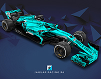 Jaguar Racing R6 Concept Formula 1 Team
