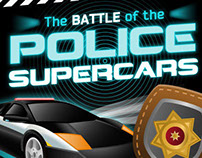 The Battle Of The Police Supercars