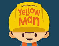 Yellow Man: A Walthamstory